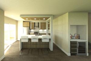 Kitchen Elevation Final
