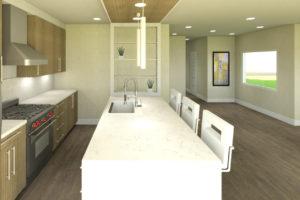 kitchen elevation 2 Final